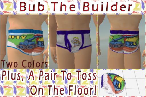 Bob The Builder Underooz Ad