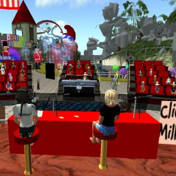 Milk N' Kookies show at Kids5b july 4