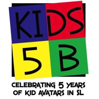 kids5b official logo