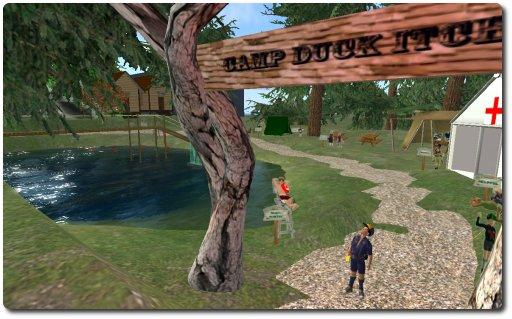 sl5b camp_duck_itch exhibit