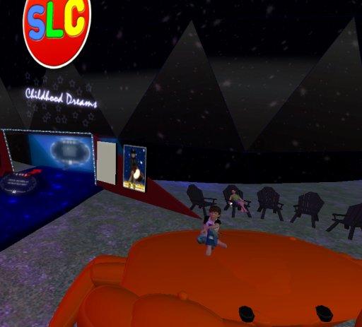 sl5b childhood dreams exhibit