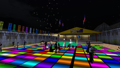 Random Amusement Park Opening Day